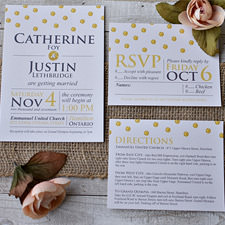 Wedding Invitation Example image #7