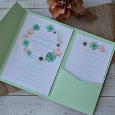 Wedding Invitation Example image #8